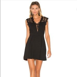 BCBG Generations Lace Inset Dress. Size 2